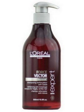 SERIE EXPERT Shampoo Force Vector 500 ml