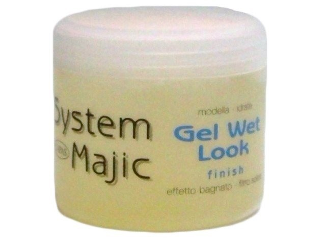 Gel Wet Look 500 ml System Majic