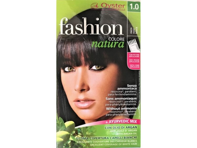 Fashon Nature 1.0 Nero