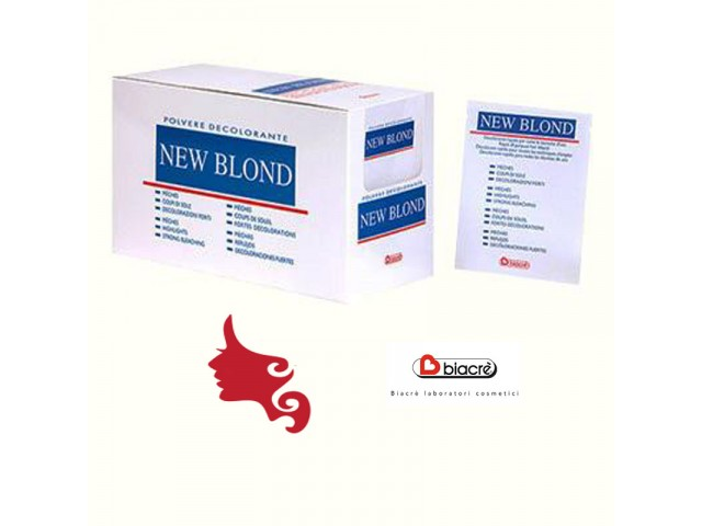 New Blond Decolorate 30 gr Biacrè
