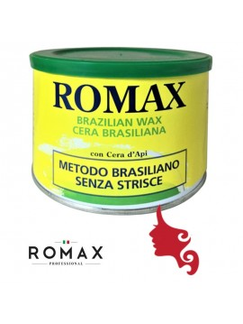 Cera BRASILIANA Romax 400 ml
