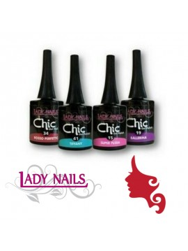 Smalto semipermanente gel polish CHIC 14 ml Lady Nails