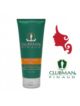 CLUBMAN PINAUD Head And Gel 177 ml