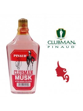CLUBMAN PINAUD Musk After Shave Lotion 177 ml