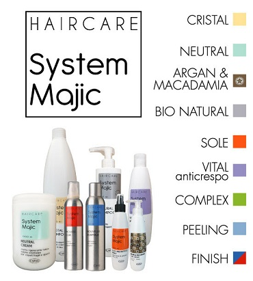 hair care system majic